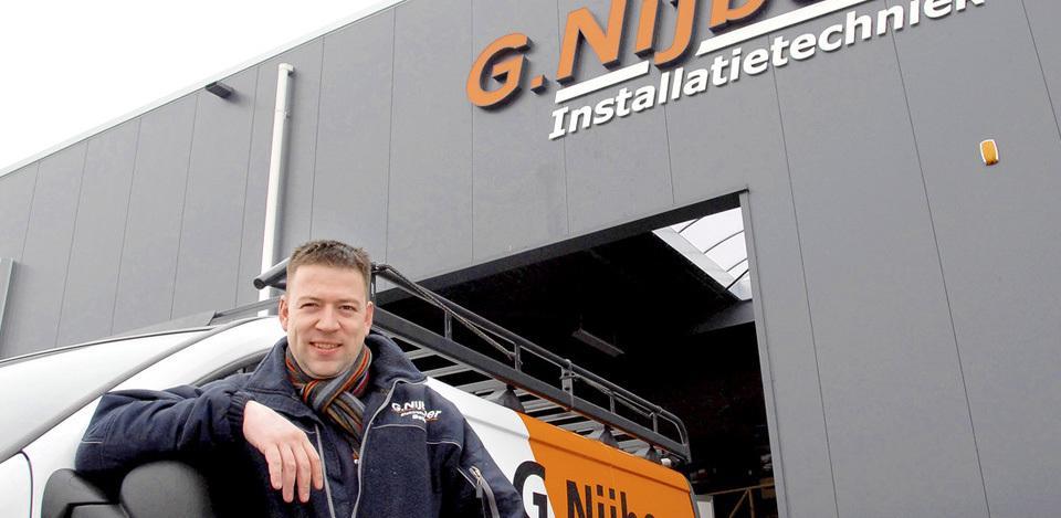 Installatietechniek voor particulieren in Midden Drenthe